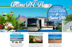 Arizona RV Homes